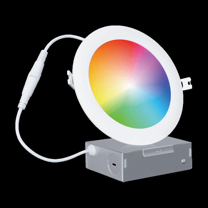 6 Pearl Series Slim Downlight WIFI RGBCW main